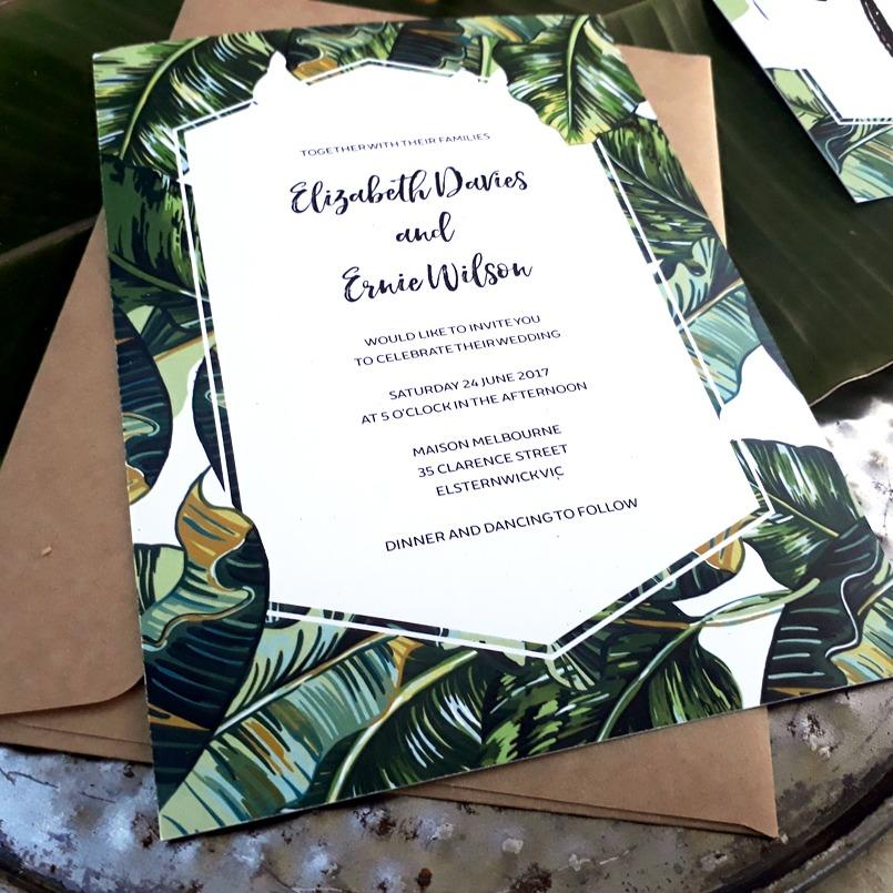 Timberwink Studio - Online Shop - Wedding
