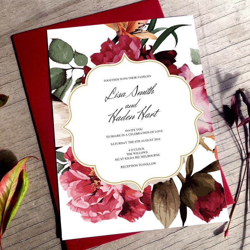 Timberwink Studio Online Shop Wedding